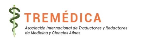 Logo Tremédica